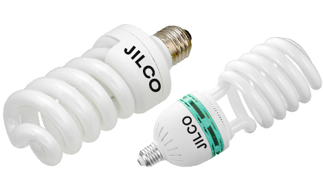 COMPACT FLUORESCENT LAMPS (SPRIRAL TYPE)